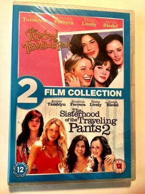 The Sisterhood Of The Traveling Pants 1 And 2   (2009) Amber TamblynDVD
