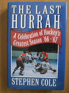 The Last Hurrah by Stephen Cole