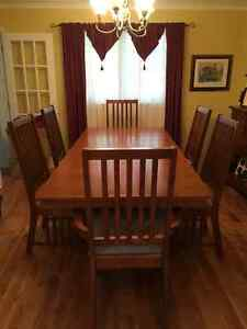 BEAUTIFUL DINING ROOM SET West Island Greater Montréal image 1