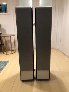 Infinity P362 Floor Speakers