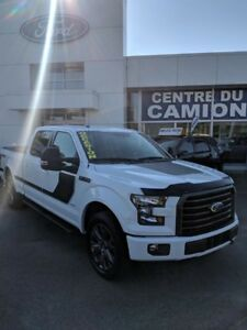 Ford F-150 4WD SuperCrew XTR special edition Mags 20po,Nav  2016