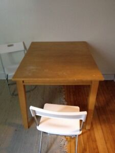 Dining table / project table