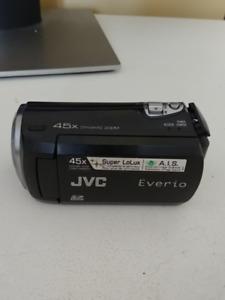 Caméra vidéo JVC Everio modèle GZ-MS110