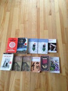 Books for sale for cheap/Livres à vendre pas cher