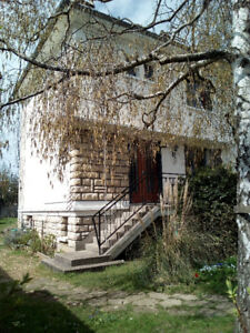 Exchange comfortable house in PARIS for accommodation in TORONTO