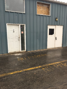 Industrial Unit for rent summer of 2018 CALL 905 242-5912