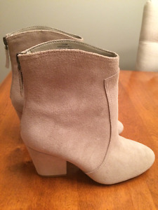 BRAND NEW! Women's Nine West Leather Boots - Size 7.5