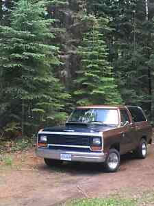 1987 Dodge Other Pickups SUV, Crossover Prince George British Columbia image 5
