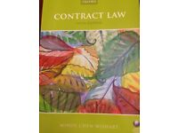 Oxford's Contract Law