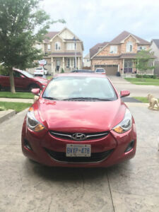 2013 Hyundai Elantra GL for sale