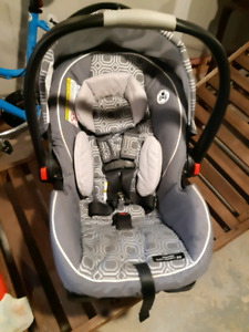 Graco snug ride click connect 35 carseat