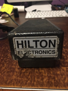 Hilton Optical volume pedal