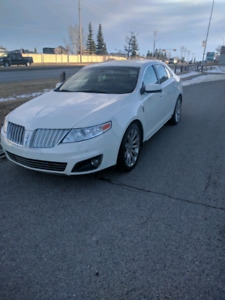 2009 Lincoln MKS fully loaded low low km