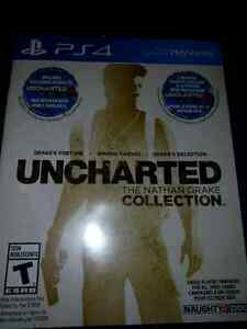 Uncharted: The Nathan Drake Collection PS4 Kawartha Lakes Peterborough Area image 1