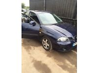 Seat Ibiza 1.4 sport ( for parts )