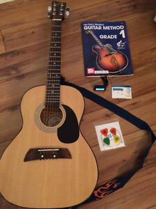 Kids Guitar accessories included