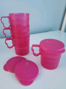 Tasse tupperware