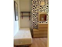 Amazing Twin Room available now in Clapham North!