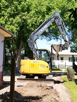 Bobcat, Excavating and Grading service
