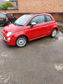 Fiat 500 3Door 08Reg Diesel BARGAIN £1650-LOW INS GROUP