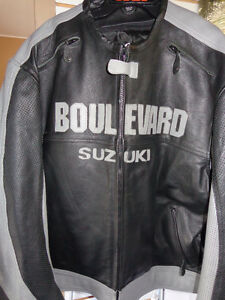 Suzuki Boulevard jacket in xxx-large   recycledgear.ca