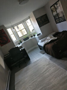 HUGE Room MAY 1st Sublet - South End - Maid Included