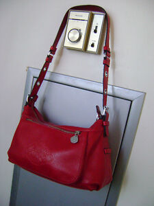 Kesslord Lambskin Shoulder Bag (Made in France) PRICE FIRM