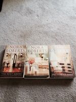 Boonsboro Trilogy by Nora Roberts