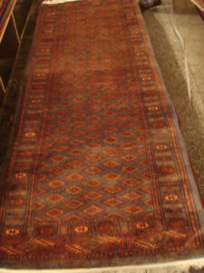 Beautiful hand-knotted runners (***SALE***)