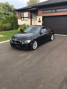 2014 BMW 3-Series 335i xDrive M Sport