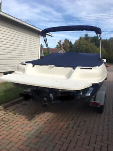 Regal LSR 2100 for sale $18900 obo.  Boat in  immaculate shape