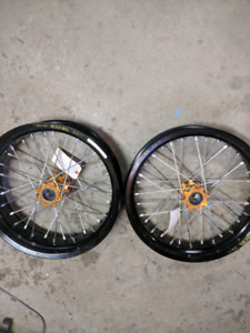 Excel supermoto rims