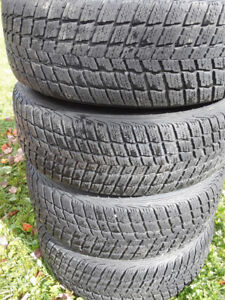 4 Nexen Winguard SUV Winter Tires/Rims