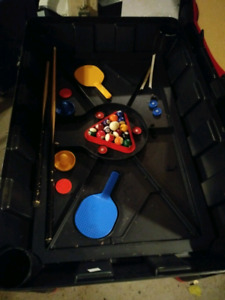 3 in 1 game table !!