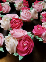 Cupcakes ..Halloween..birthday..wedding..divorce..baby showers .