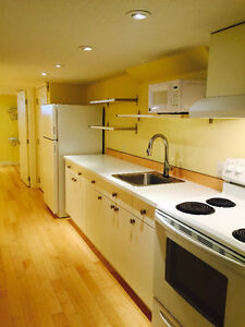 Quiet & New! South Central! Millcreek Ravine & Whyte Ave!