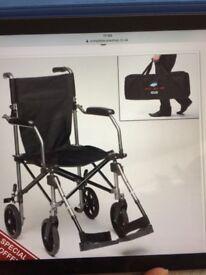 Travelite - wheelchair