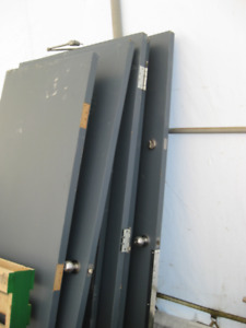Commercial Fire-Rated Entrance Doors