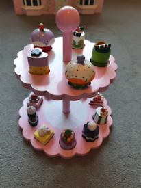 Great little trading Co. Teatime cake stand