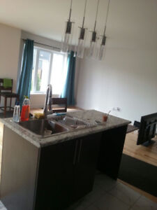 1 Bedroom basement for rent in brand new townhouse in Pincourt