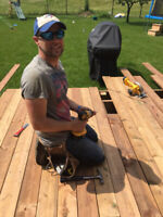 Local Licenced Carpenter- 22 years experience