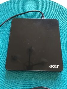 Acer DVD rewrite Compact Disc