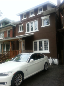 3 bedroom + 1 bathroom -King / Gibson -Fully Renovated- Aug 1st