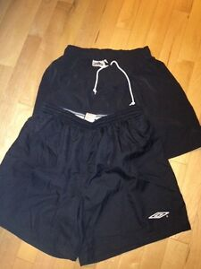 Adidas and Umbro shorts 2for$5