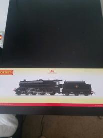 Hornby oo gauge Black Class 5 Locomotive