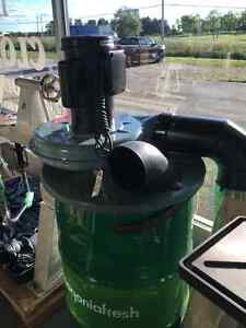 New Delta HD 2hp 2 Stage Dust Collector