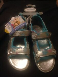 **NEW** frozen sandals