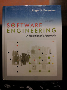 Software Engineering- A Practitioner's Approach, 6th ed
