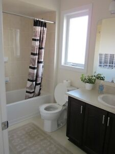 Room with  private bathroom in Kanata for rent July 1st,