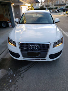 2011 Audi Q5 2.0T LOW KMS AMAZING CONDITION